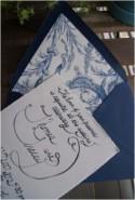 Belle Bride Tracey - DIY Wedding Invitations - French Wedding Style