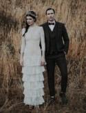 Vintage Haunted Harvest Wedding Inspiration
