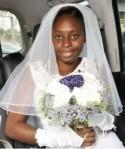 On admire cette mariée qui a refusé de se maquiller pour son grand jour ! - Mariage.com