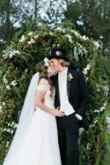 "A ""Hoppily Ever After"" Vintage Wedding - Belle The Magazine"