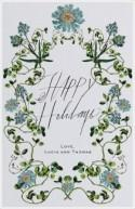 Whimsical Holiday Cards from Stephanie Fishwick
