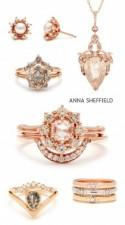 Anna Sheffield's Latest Collection: Celestine + A Giveaway!