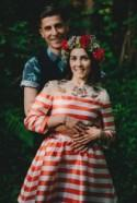 Pastel & Tattoos: An Anniversary Party Turned Surprise Wedding!
