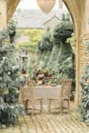 Autumnal Secret Garden Styled Shoot