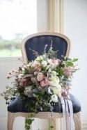 Winter Romance Bridal Inspiration - Polka Dot Bride