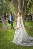 Un entorno único y una celebración para no olvidar: la boda de Raquel y Álex