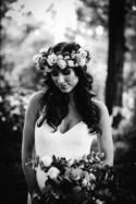 A Boho Foresty Wedding