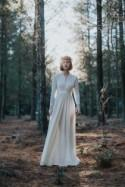 Bewitching Woodland Bridal Inspiration - Polka Dot Bride