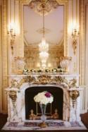 Opulent Shangri-La Paris Styled Shoot - French Wedding Style