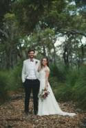 Elegant Western Australian Winery Wedding - Polka Dot Bride