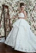 "Alana Aoun ""La Vie En Rose"" 2017 Collection - Polka Dot Bride"