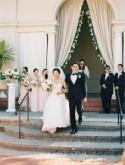 Elegant California Villa Wedding