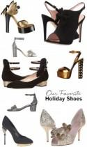 Our Favorite Shoes for all your Holiday Parties
