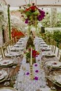 Frida Kahlo Inspired Wedding in Mexico