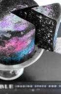 Out Of This World Galaxy Cakes For Your Wedding