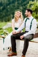 Fröhliche Almhochzeit - fotografiert von Stephanie Smutny - Hochzeitsblog Fräulein K. Sagt Ja