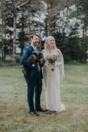 A Boho DIY Wedding In Nova Scotia