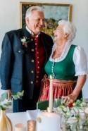 Goldene Hochzeit - Eine Liebe fürs Leben - Hochzeitsblog Fräulein K. Sagt Ja