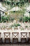 Helen and Dustin's wedding at Planterra Conservatory