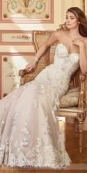 David Tutera for Mon Cheri Spring 2017 Bridal Collection - Belle The Magazine