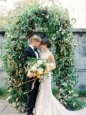 Sunny + Elegant Savannah Wedding Inspiration