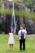 Séance engagement à la Réunion : Cascade Niagara