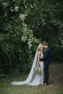 An Enchanted Woodland Wedding