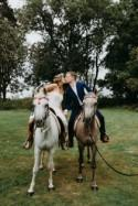 Bohemian Fairytale Dream Wedding with Horses