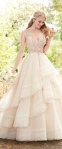 Wedding Dresses by Martina Liana Spring 2017 Bridal Collection - Belle The Magazine