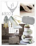 Perfect Little Buys at $300, $500 and $1000 For Your Wedding