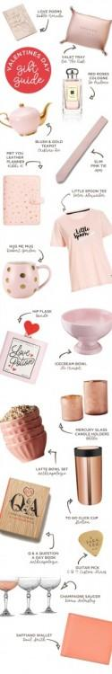 Valentines Day Gift Guide - Polka Dot Bride
