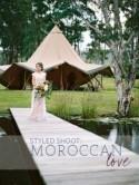 Moroccan Love Outdoor Wedding Styled shoot