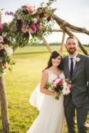 Pretty Winery Wedding Infused with Portuguese Traditions - Belle The Magazine