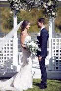 An Elegant Poolside Wedding on the Mornington Peninsula