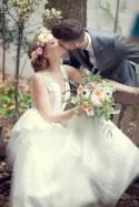 Vintage Garden Wedding Inspiration - Belle The Magazine