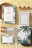 Gorgeous Wedding Invitations From Wedding Paper Divas - Polka Dot Bride
