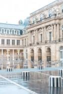 Le Palais Royal Paris Anniversary Shoot - French Wedding Style