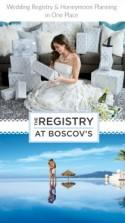 Wedding Registry and Honeymoon Planning at Boscov's...a perfect couple! - Belle The Magazine