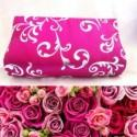 Classy Clutch, Hot Pink & Silver Clutch, Statement Clutches, Magenta Purse, Fuschia Clutch, Modern Clutch, Prom Clutch, Unique Clutch bags,