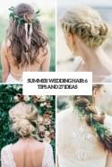 Summer Wedding Hair: 6 Tips And 27 Ideas - Weddingomania