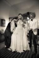 Find The Perfect Wedding Dress For Your Body Type (Like These Celeb Brides Did)