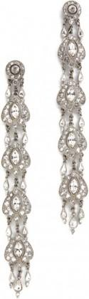 Ben-Amun Dangle Deco Duster Earrings