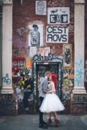 New York Bookshop Wedding