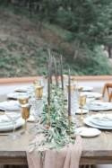 Grey French Chic Wedding Inspiration Board - French Wedding Style