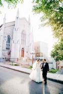 An Elegant White and Gold Wedding In Quebec City