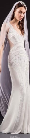Temperley London Bridal Spring 2017 Fashion Show