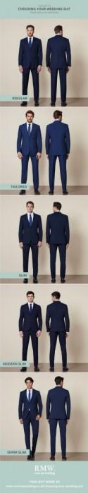 Choosing Your Wedding Suit