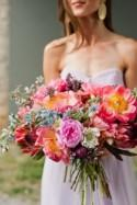 How To Make A DIY Bridal Bouquet   Pastel Wedding Inspiration