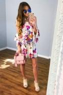Let's Get Away Dress: Multi