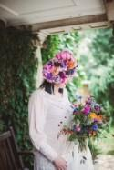 Eclectic and Floral Wedding